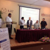 Exponen en la UAT temas sobre transformación y reforma educativa