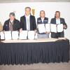 Firman convenio de colaboración Salud y restauranteros de Tamaulipas.