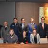Presenta Gobernador proyectos prioritarios para Tamaulipas a legisladores federales.
