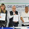 FIRMAN CONVENIO DE COLABORACIÓN PARA EL DESARROLLO URBANO EN LA FRONTERA.