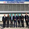 Empresa italiana anuncia su expansión en Reynosa.
