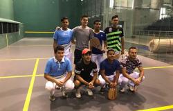 Tamaulipecos se perfilan para el Mundial Sub 22 y Olimpiada Juvenil de Frontón.