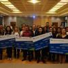 Gobierno del Estado entrega apoyos a jóvenes emprendedores de Tamaulipas.