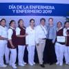 Son enfermeras de Tamaulipas ejemplo y vocación de servicio Secretaria de Salud.