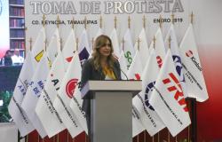 """""""Recursos humanos de Reynosa son los mejores"""", Maki Ortiz."""