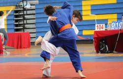 Judo y Luchas Asociadas Rumbo a la Olimpiada Nacional 2019.