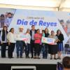 Festeja Gobernador y Presidenta DIF Tamaulipas, Día de Reyes a la niñez de Jaumave.