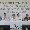 Iniciará Gobierno de Tamaulipas programa de colaboración en seguridad sin precedente con estado de Veracruz.