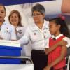 Preparado Tamaulipas para Primera Semana Nacional de Salud 2019.