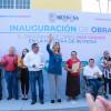 Pone en marcha Maki Ortiz dos nuevas pavimentaciones en la Esperanza y Satélite 1 por más de 8 millones de pesos