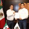 Gobernador, Francisco García Cabeza de Vaca, designó encargado de despacho de la Secretaría de Educación del Gobierno de Tamaulipas