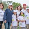 Inicia la reforestación de Tamaulipas con campaña estatal del DIF Estatal y Gobierno del Estado.