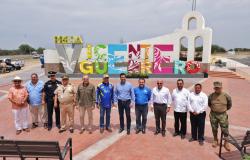"Inaugura Gobernador paradero turístico ""La Lobina""."
