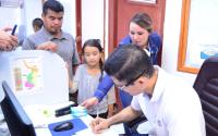 Otorga Salud 1,250 consultas a migrantes en refugios temporales