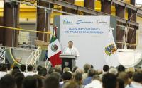 Tiene Tamaulipas segunda planta de producción de palas eólicas.