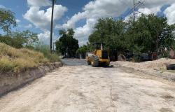 Pavimenta Gobierno de Reynosa accesos de colonias