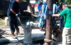 Reemplaza COMAPA Reynosa equipo de bombeo en EBAR 5