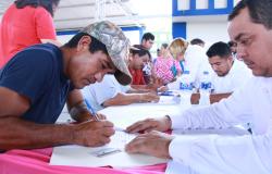 Ofrecen Movilidad Laboral segura, para jornaleros agrícolas tamaulipecos.