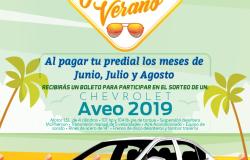 Rifa Municipio auto del año en el pago de Predial 2019