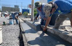 Gobierno de Reynosa mejora acceso a la Zona Centro