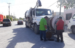 Depuración en redes de drenaje de Bugambilias