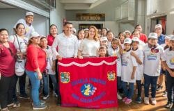 Niñas y niños de escuelas rurales conocen por primera vez  la capital tamaulipeca.
