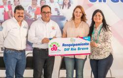 Gobierno del Estado y DIF Tamaulipas acercan a las familias servicios institucionales gratuitos.