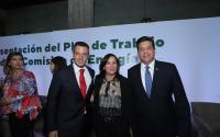 Empresarios del país reconocen el impulso y desarrollo que en materia energética tiene Tamaulipas.