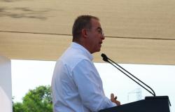 Entrega Gobierno de Tamaulipas productos a base de pescado en capital del estado.