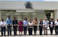 DIF Tamaulipas promueve nuevos y mejores espacios para los adultos mayores.