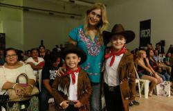 Reitera Maki Ortiz compromiso con niños y jóvenes reynosenses