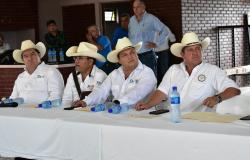 Tamaulipas reafirma su compromiso en la Sanidad Animal.