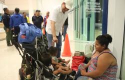 45 personas en albergues por tormenta en Reynosa