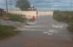 Deja tormenta sin energía varias plantas de agua potable