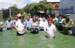 Atiende Municipio de Reynosa zonas afectadas por tormenta