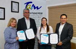 Ofrecerá Gobierno de Tamaulipas más accesibilidad por medio de sistema Braille.