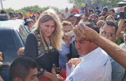 Agradecen vecinos de Paseo de Las Flores atención del Gobierno de Reynosa