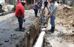 Intensifica COMAPA trabajos de reparación en Territorial Campestre