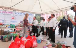 Invita Municipio a reynosenses a donar para familias afectadas por inundación