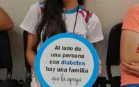Fomenta Gobierno de Tamaulipas el autocuidado de la salud en pacientes con diabetes