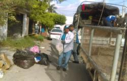 Agiliza Ayuntamiento actividades en colonias afectadas por lluvias