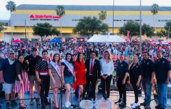 Asiste Alcaldesa Maki Ortiz a Informe del Mayor de Hidalgo, Texas