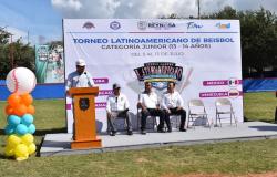 Resaltan apoyo del Gobierno Municipal de Reynosa al beisbol infantil y juvenil