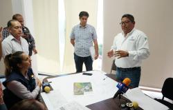 Gobierno de Reynosa inicia esta semana construcción de drenaje pluvial en Paseo de Las Flores