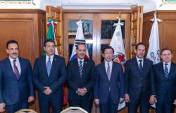Gobernadores buscan fortalecer alianza con homólogos de Corea.