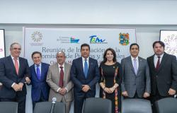 Instala CONAGO Comisión de Litorales y Puertos presidida por Gobernador de Tamaulipas.