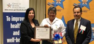 Reconoce Consejo Binacional labor de Tamaulipas en materia de Salud.