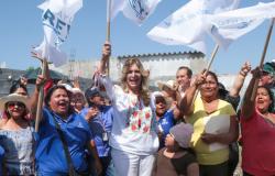 Gobierno de Maki Ortiz cumple compromiso en Paseo de Las Flores