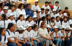 """1 mil 300 alumnos participaron en """"Conoce Tu Capital"""""""