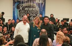 Preside Alcaldesa Maki Ortiz Tercer Encuentro de la Juventud Sinfónica Tamaulipeca
